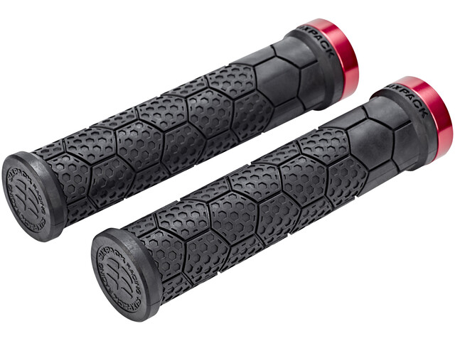 Sixpack Z-Trix Griffe schwarz/rot